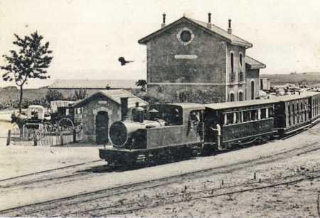 CASTIGLIONE - La Gare