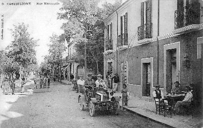 CASTIGLIONE - La Rue Nationale