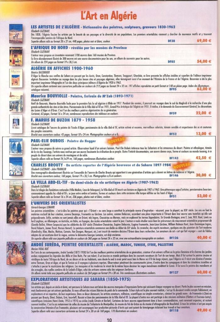 Catalogue (10)