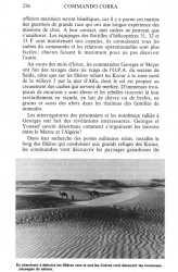 Au cours des mois d'hiver les  commandos GEORGES et MEYER ont  fait des ravages dans les rangs  de l'OPA ...