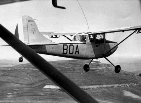 Cessna L-19E