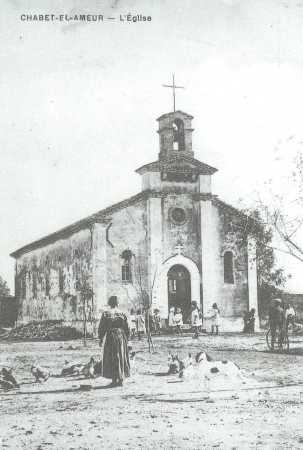 CHABET-EL-AMEUR - Eglise