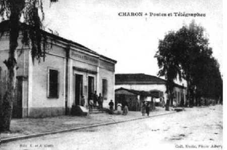 CHARON - La Poste
