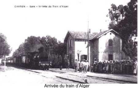CHARON - La Gare