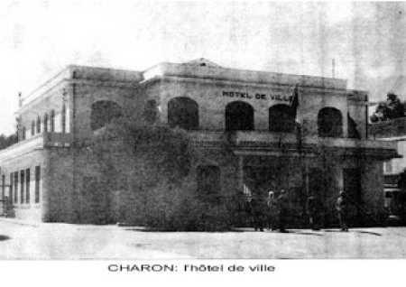CHARON - La Mairie