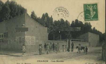 CHARON - L'Ecole