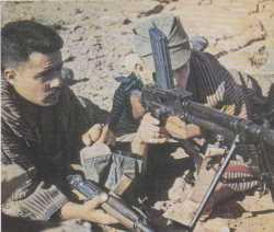 FM 24-29 et carabine USM1