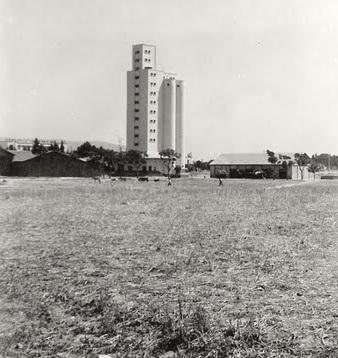 CHATEAUDUN-du-RUMMEL - Le Silo Septembre 1962