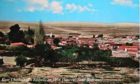 CHELLALA en 1956