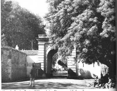 CHERCHELL - la Porte d'Alger