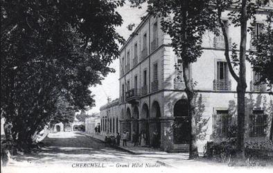 CHERCHELL - Grand Hotel NICOLAS