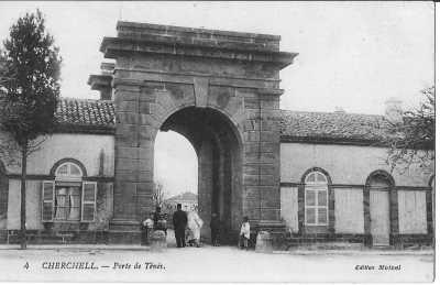 CHERCHELL - La Porte de TENES