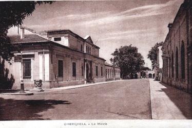CHERCHELL - la MAIRIE