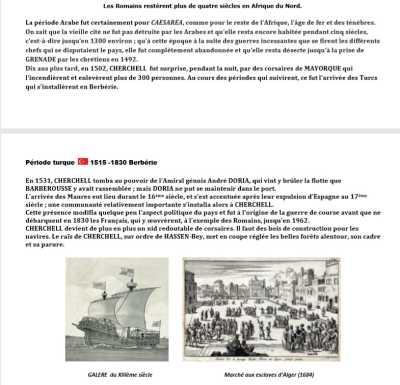 Les Romains; les Arabes, les Corsaires et les Turcs