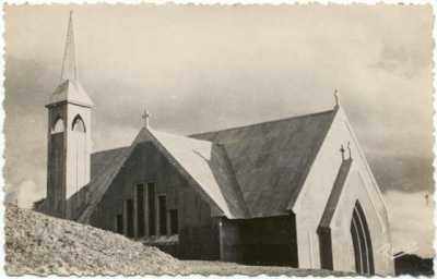 CHREA - L'Eglise