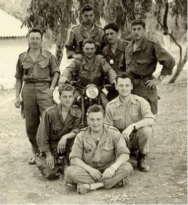 Soldats du CIT Photo Etienne Barthelme