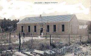COLBERT - Hopital musulman vers 1930