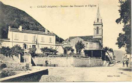 COLLO - La Douane
