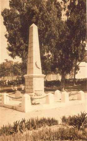 COLLO - Le Monument aux Morts