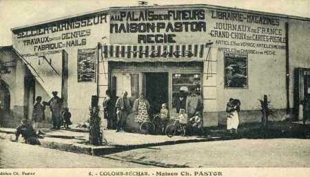 COLOMB-BECHAR - Maison Chez Pastor