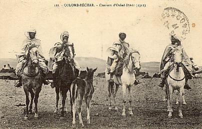 COLOMB-BECHAR - Des Cavaliers