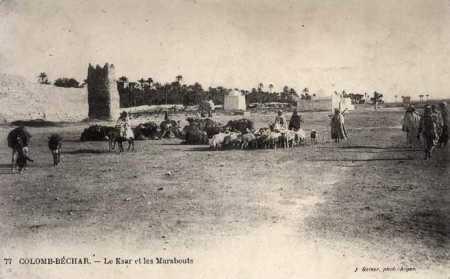 COLOMB-BECHAR - les Marabouts