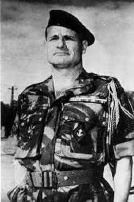 Lt Colonel ROMAIN-DESFOSSES