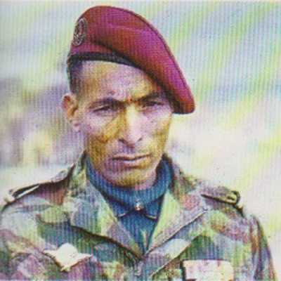 Adjudant ZGA, garde du corps de Bigeard