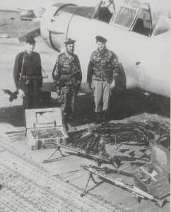 AFLOU - Fin 1950 - Tableau de chasse