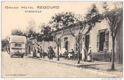CORNEILLE - Hotel REGOURD