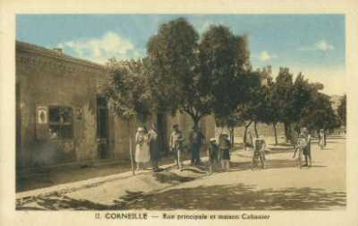 CORNEILLE La Rue Principale