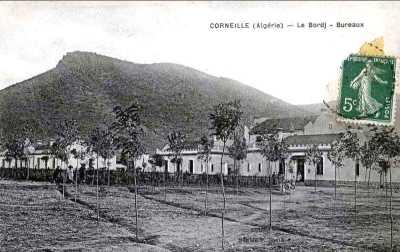 CORNEILLE - Le Bordj