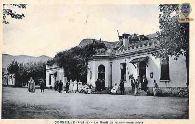 CORNEILLE Le Bordj et la Commune Mixte