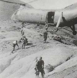 Commandos de l'Air en action
