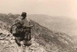 Chouf en Grande Kabylie