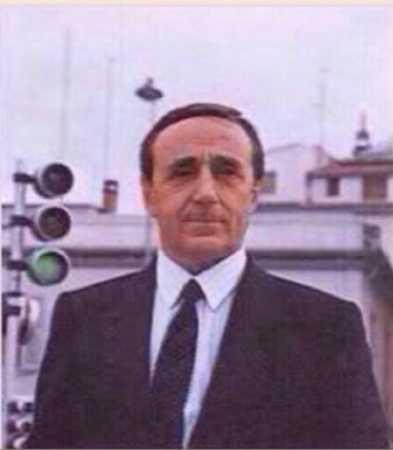 Pierre SERGENT en 1986