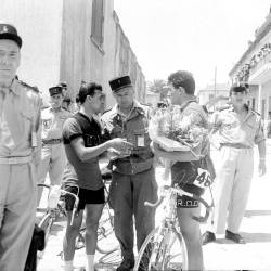 Highlight for Album: GRAND PRIX CYCLISTE BÔNE-TEBESSA - 1959