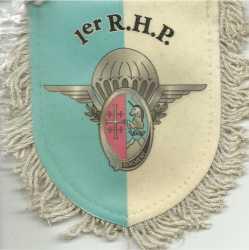 Fanion 1er RHP