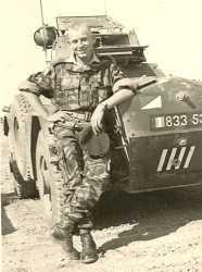 MDL Claude Roger ANDRE en avril 1961, mois du putsch...