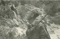 MDL Claude Roger ANDRE en marche vers Batna