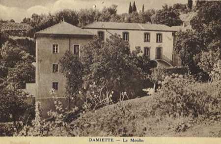 DAMIETTE - Le Moulin