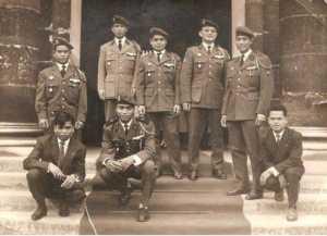 Paras du Commando.  Photo de Y DOT Eban.
