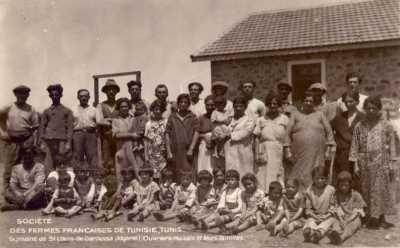 DAHROUSSA Domaine de St Louis de DAROUSSA Ouvriers Maltais et leurs Familles