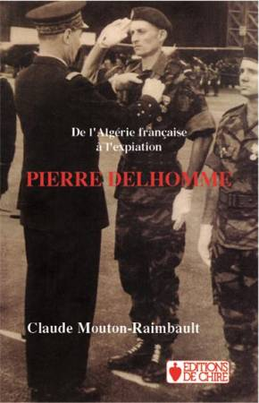 Highlight for Album: Lieutenant Pierre DELHOMME