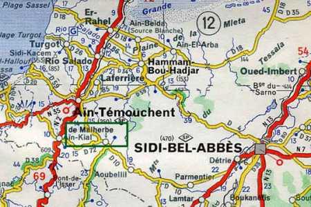 Carte De Malherbe
