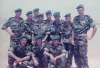 Commando MONTFORT - 1960