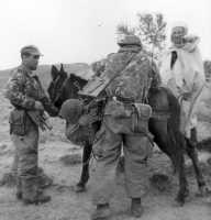 Commando MONTFORT - Fouille d'une mule