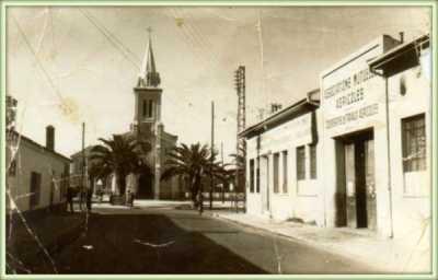 DETRIE - L'Eglise