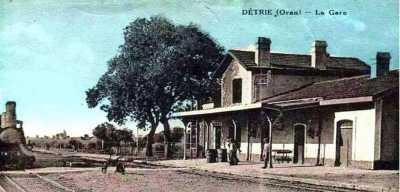 DETRIE - La Gare