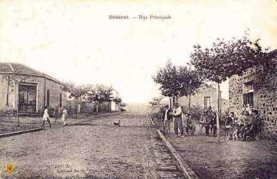 DIDEROT  La Rue Principale